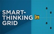 Graphic slide for Smart-thinking grid video