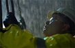 Graphic image of an electric circuit showing that power has been restored.
