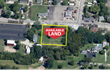 Aerial View of Land for sale