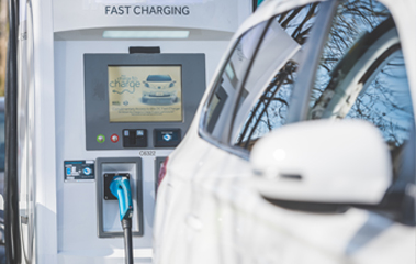 electric vehicle fast charger