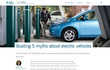 Busting 5 myths about electric vehicles