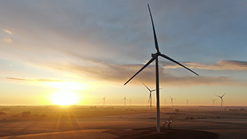 Frontier II Wind Project is in Kay County, Oklahoma.